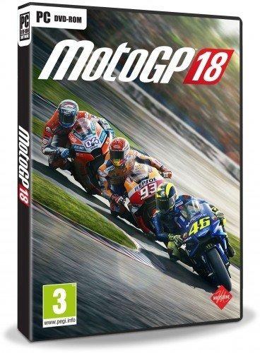 Motogp 18 - Pc Dvd - Mídia Física - Frete 8,00 Reais