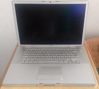 Mac Book Pro 15 Apple Enciende No Da Imagen (para Respuesto)