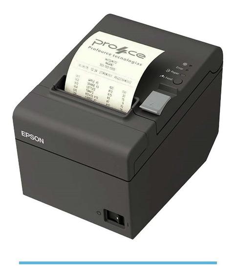 Impressora Térmica Não Fiscal Epson Tm T20 Usb