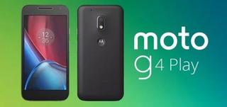 Moto G4 Play + Protector De Pantalla