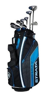 Set Callaway Strata St Ultimate Rh 16piezas Men 19