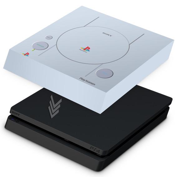 Capa Ps4 Slim Anti Poeira Playstation 4 Sony Playstation 1