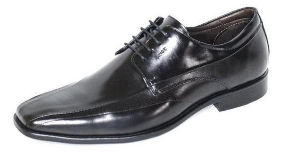 Zapato De Vestir Corte Italiano Detalles 100% Cuero Base De