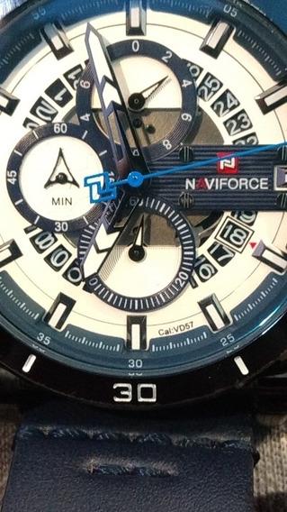 Relógio Naviforce Cronômetro Enviando Normalmente