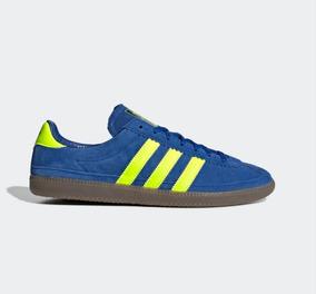 Tenis adidas Samba Whalley Spzl Hombre Original