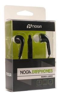 Auricular In Ear Noga Manos Libre Ng-5447