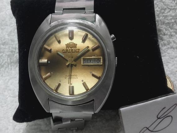 Relógio Orient, Automático, Masculino - Lindo (ref.do)