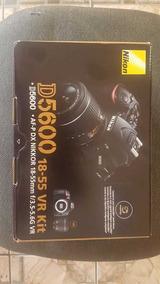 Camera Nikon D5600 18-55mm Vr Kit