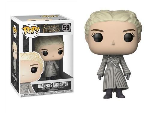 Pop! Tv: Game Of Thrones - Daenerys Targaryen (season Seven)