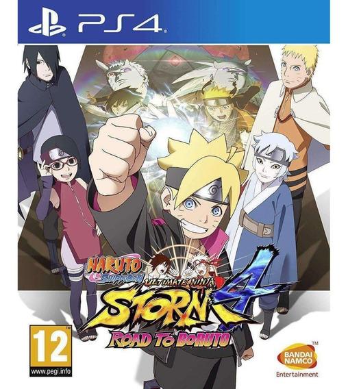Naruto Shippuden:ultimate Ninja Storm 4 Road To Boruto Ps4 1