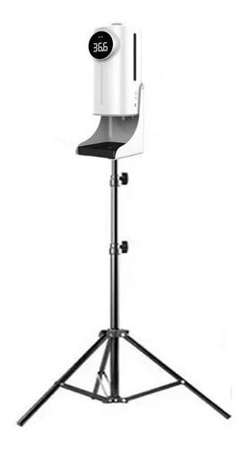 Imagen 1 de 6 de Dispensador Automatico De Gel Con Termometro K9 Pro En Kit
