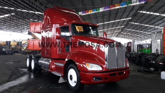 Tractocamion Kenworth T660 2008 100% Mex. #3196