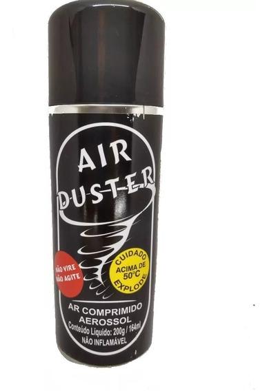 3 Pçs Ar Comprimido Spray 200g/164ml Air Duster Implastec