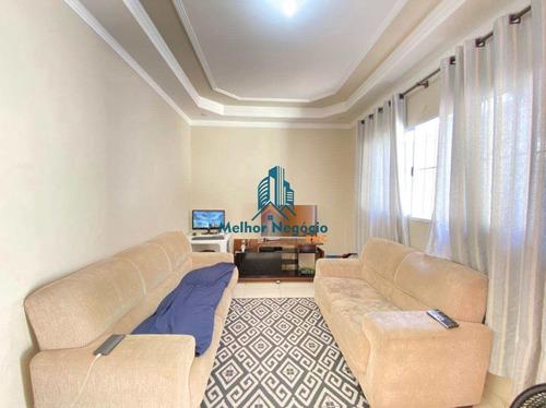 Imagem 1 de 20 de Casa Com 2 Dorms, Parque Santo Antônio (nova Veneza), Sumaré - R$ 240 Mil, Cod: Ca1084 - Vca1084