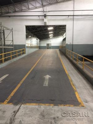 Galpão Industrial Para Locação, Rudge Ramos, São Bernardo Do Campo - Ga1085. - Ga1085