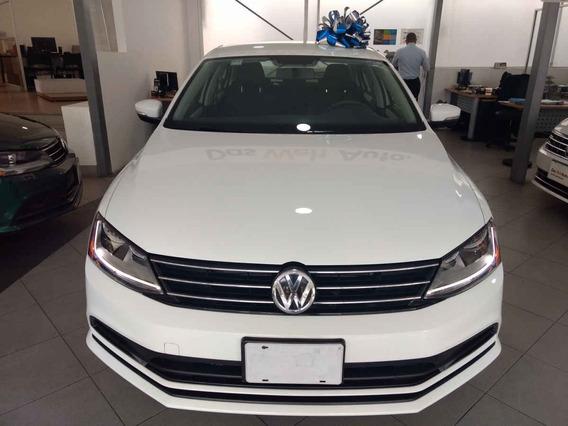 Volkswagen Jetta 2018 4p Trendline L5/2.5 Aut
