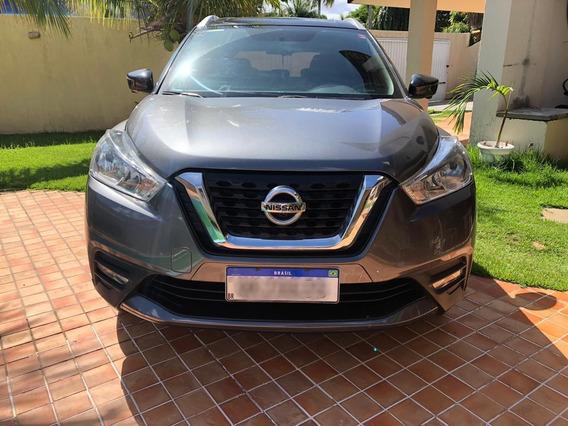 Nissan Kicks Sl 2017 Automático Em Ótimo Estado.