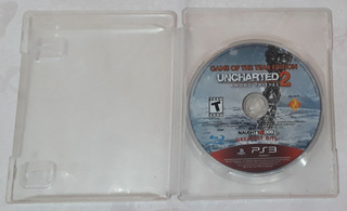 Uncharted 2 Goty Ps3