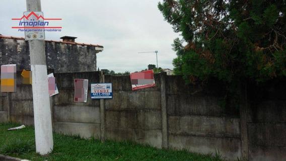Terreno Residencial À Venda, Jardim Tapajós, Atibaia. - Te1034