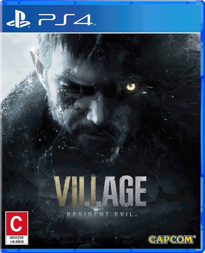 Imagen 1 de 6 de Resident Evil Village Standard Edition - Playstation 4