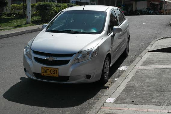 Chevrolet Sail Modelo 2016