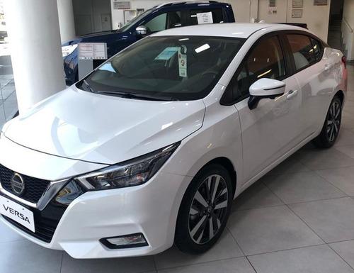 Nissan Versa 1.6 Exclusive Cvt 0km - Taikki Autos