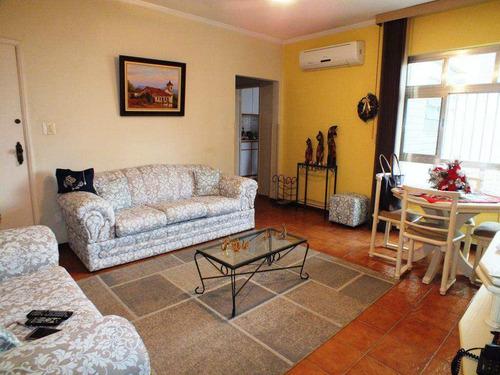 Apartamento Com 2 Dorms, Gonzaga, Santos - R$ 480.000,00, 120m² - Codigo: 1010 - V1010