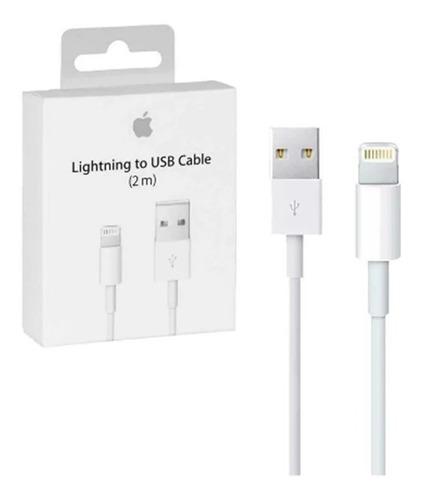 Cable Lightning iPhone 5, 6, 7, 8, X, Xs Original 1mt, iPad