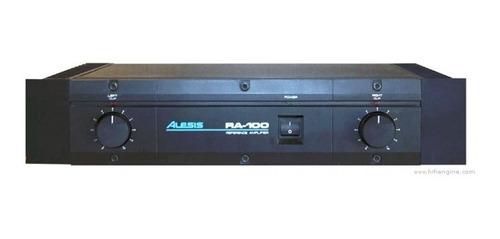 Potencia Alesis Ra-100