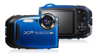Camara Fujifilm Finepix Xp 80 - Sumergible - Fotos Video
