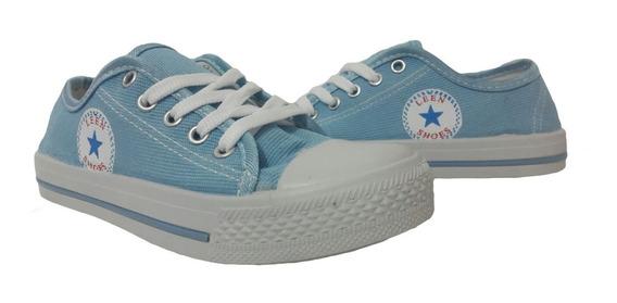Zapatillas Lona Para Dama 35-40 - Consulte Precios X Mayor