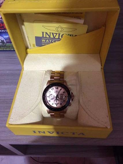 Relógio Invicta Original Com Certificação De Originalidade