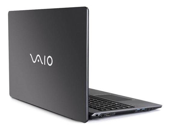 Notebook Vaio Intel Core I7 7ger 8gb 1tb 15 Pol - Seminovo