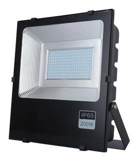 Reflector Led 200w 220v Ip65 Frio Alta Potencia