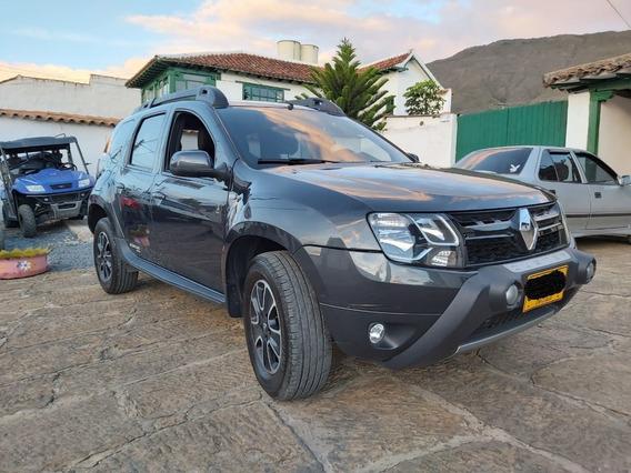 Duster Dynamique Dakar 4x2 Automatico