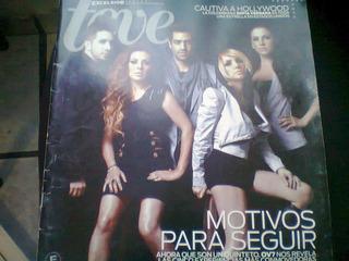Ov7 En Revista Teve De Abril Del 2012