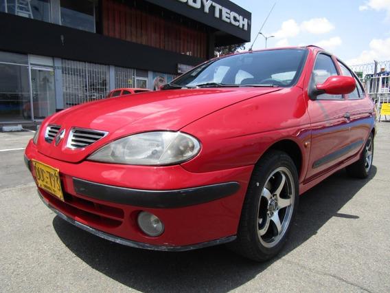 Renault Megane Dynamique 1.6 Cc A.a