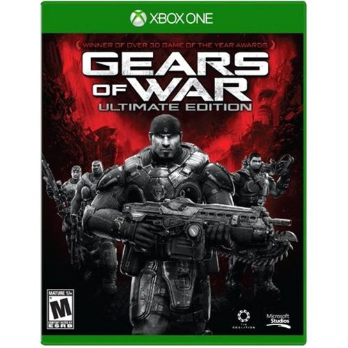 Jogo Gears Of War Ultimate Edition Xbox One Midia Fisica Pt
