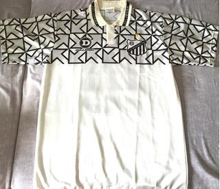 Camisa Bragantino 1991 De Jogo Uniforme 3 Rara