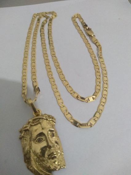 Cordão Italiano Em Ouro 18 K