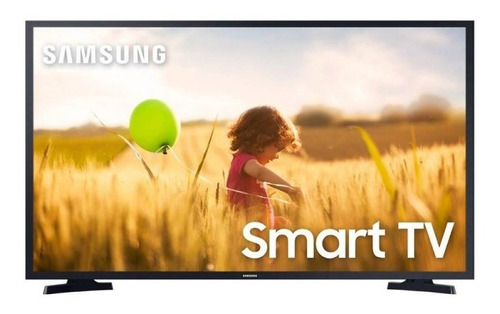 Imagem 1 de 4 de Smart Tv 43 Samsung Full Hd Hdr 2020 T5300 Sistema Tizen Wif