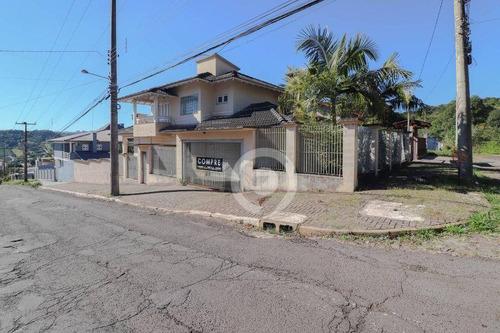 Imagem 1 de 27 de Casa Com 3 Dormitórios À Venda, 250 M² - União - Estância Velha/rs - Ca1161