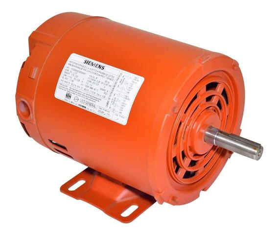 Motor Eléctrico Siemens Monofásico 1rf20000db004ab1 1/4 Hp