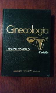 Libro De Ginecología Masson-salvat Medicina