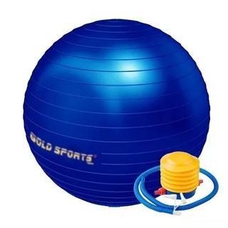 Bola De Ginástica Pilates Gold Sports 55cm Anti-explosão
