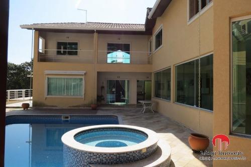Imagem 1 de 15 de Casa Em Condomínio Para Venda Em Mogi Das Cruzes, Parque Residencial Itapeti, 3 Dormitórios, 3 Suítes, 8 Vagas - So479_2-955356