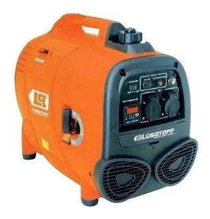 Grupo Electrógeno Generador Nafta Inverter 1100w Gtia Cuotas