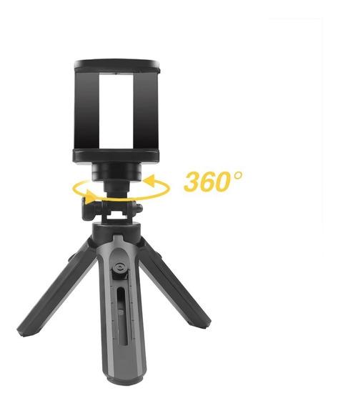 Tripé - Suporte Para Celular Smartphone - Universal - 360º