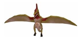 Dinossauro Voador Pterossauro Emite Som Adijomar Brinquedos