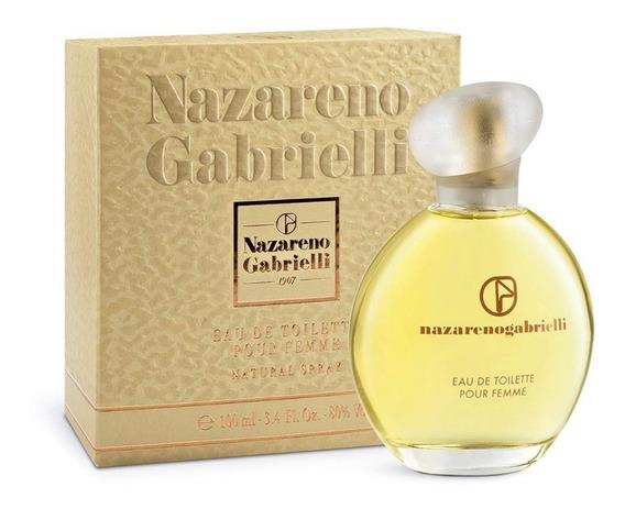 Nazareno Gabrielli 100ml Feminino + Amostra De Brinde